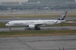 LEGACY-747さんが、羽田空港で撮影したエアバス A350-941の航空フォト(飛行機 写真・画像)