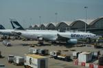 LEGACY-747さんが、香港国際空港で撮影したキャセイパシフィック航空 A330-343Xの航空フォト(飛行機 写真・画像)