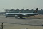 LEGACY-747さんが、香港国際空港で撮影したシンガポール航空 777-212/ERの航空フォト(飛行機 写真・画像)