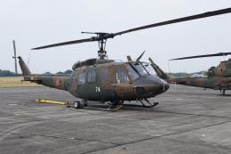 masahiさんが、浜松基地で撮影した陸上自衛隊 UH-1Hの航空フォト(飛行機 写真・画像)