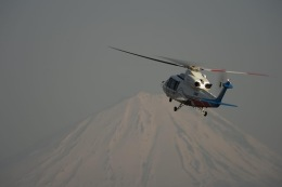 Sakamoさんが、双葉滑空場で撮影した山梨県消防防災航空隊 S-76Dの航空フォト(飛行機 写真・画像)