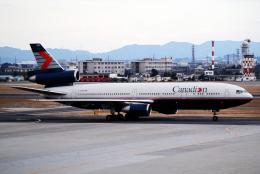 なごやんさんが、名古屋飛行場で撮影したカナディアン航空 DC-10-30/ERの航空フォト(飛行機 写真・画像)