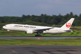 ryu330さんが、成田国際空港で撮影した日本航空 777-246/ERの航空フォト(飛行機 写真・画像)