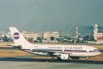 BTYUTAさんが、名古屋飛行場で撮影した中国西北航空 A310-222の航空フォト(飛行機 写真・画像)