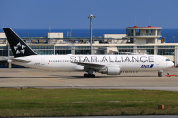 MARK0125さんが、新石垣空港で撮影した全日空 767-381/ERの航空フォト(飛行機 写真・画像)
