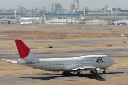 senyoさんが、羽田空港で撮影した日本航空 747-146B/SR/SUDの航空フォト(飛行機 写真・画像)