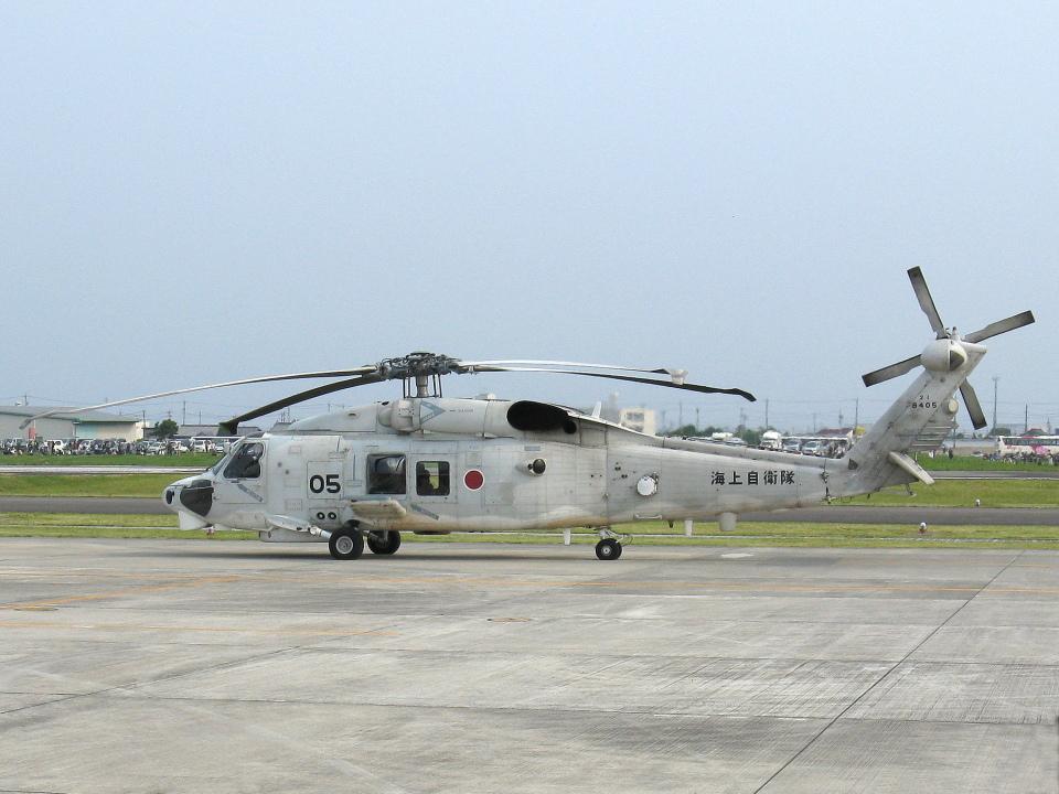 masahiさんの海上自衛隊 Mitsubishi SH-60K (8405) 航空フォト