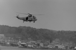 ヒロリンさんが、横田基地で撮影したアメリカ海軍 UH-3H Sea King (S-61B)の航空フォト(飛行機 写真・画像)