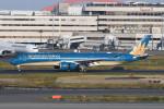 kuro2059さんが、羽田空港で撮影したベトナム航空 A350-941の航空フォト(飛行機 写真・画像)