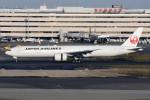 kuro2059さんが、羽田空港で撮影した日本航空 777-346/ERの航空フォト(飛行機 写真・画像)