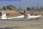 Chofu Spotter Ariaさんが、大利根飛行場で撮影した日本個人所有 DG-400の航空フォト(飛行機 写真・画像)