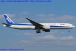Chofu Spotter Ariaさんが、成田国際空港で撮影した全日空 777-381/ERの航空フォト(飛行機 写真・画像)