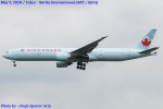 Chofu Spotter Ariaさんが、成田国際空港で撮影したエア・カナダ 777-333/ERの航空フォト(飛行機 写真・画像)