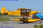 Chofu Spotter Ariaさんが、大利根飛行場で撮影した日本個人所有 PA-18-150 Super Cubの航空フォト(飛行機 写真・画像)
