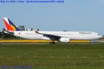 Chofu Spotter Ariaさんが、成田国際空港で撮影したフィリピン航空 A330-343Eの航空フォト(飛行機 写真・画像)