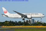 Chofu Spotter Ariaさんが、成田国際空港で撮影した日本航空 787-8 Dreamlinerの航空フォト(飛行機 写真・画像)