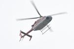 500さんが、自宅上空で撮影した新日本ヘリコプター 427の航空フォト(飛行機 写真・画像)