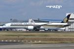 tassさんが、成田国際空港で撮影したシンガポール航空 787-10の航空フォト(飛行機 写真・画像)