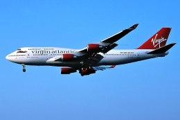 ロンドン・ヒースロー空港 - London Heathrow Airport [LHR/EGLL]で撮影されたヴァージン・アトランティック航空 - Virgin Atlantic Airways [VS/VIR]の航空機写真