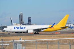 LEGACY-747さんが、成田国際空港で撮影したポーラーエアカーゴ 767-3JHF(ER)の航空フォト(飛行機 写真・画像)