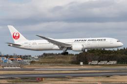 KANTO61さんが、成田国際空港で撮影した日本航空 787-9の航空フォト(飛行機 写真・画像)