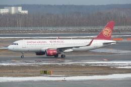 LEGACY-747さんが、新千歳空港で撮影した吉祥航空 A320-214の航空フォト(飛行機 写真・画像)