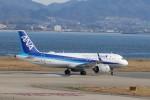 Gripen-YNさんが、関西国際空港で撮影した全日空 A320-271Nの航空フォト(飛行機 写真・画像)