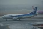 LEGACY-747さんが、新千歳空港で撮影したANAウイングス 737-54Kの航空フォト(飛行機 写真・画像)
