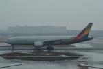 LEGACY-747さんが、新千歳空港で撮影したアシアナ航空 777-28E/ERの航空フォト(飛行機 写真・画像)