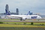 LEGACY-747さんが、成田国際空港で撮影したLOTポーランド航空 787-9の航空フォト(飛行機 写真・画像)