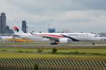 LEGACY-747さんが、成田国際空港で撮影したマレーシア航空 A350-941の航空フォト(飛行機 写真・画像)