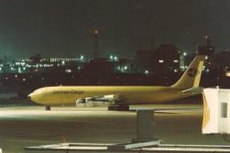 なぞたびさんが、伊丹空港で撮影したジャーマン・カーゴ 707-330Cの航空フォト(飛行機 写真・画像)