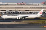 kuro2059さんが、羽田空港で撮影した日本航空 777-346の航空フォト(飛行機 写真・画像)