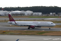 TUILANYAKSUさんが、成田国際空港で撮影した吉祥航空 A321-231の航空フォト(飛行機 写真・画像)