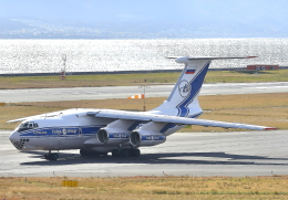kix-booby2さんが、関西国際空港で撮影したヴォルガ・ドニエプル航空 Il-76TDの航空フォト(飛行機 写真・画像)