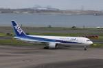 KAZFLYERさんが、羽田空港で撮影した全日空 767-381の航空フォト(飛行機 写真・画像)