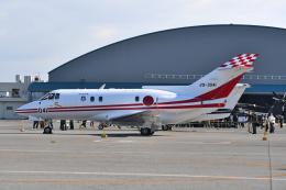 雲霧さんが、木更津飛行場で撮影した航空自衛隊 U-125 (BAe-125-800FI)の航空フォト(飛行機 写真・画像)