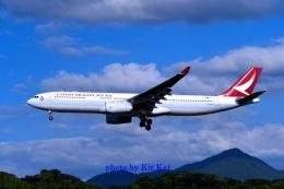 キットカットさんが、福岡空港で撮影した香港ドラゴン航空 A330-342の航空フォト(飛行機 写真・画像)