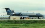 kumagorouさんが、仙台空港で撮影したガルフストリーム・エアロスペース G-IVの航空フォト(飛行機 写真・画像)