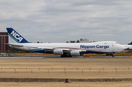 KANTO61さんが、成田国際空港で撮影した日本貨物航空 747-8KZF/SCDの航空フォト(飛行機 写真・画像)