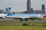 LEGACY-747さんが、成田国際空港で撮影したウズベキスタン航空 767-33P/ERの航空フォト(飛行機 写真・画像)