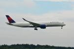 LEGACY-747さんが、成田国際空港で撮影したデルタ航空 A350-941の航空フォト(飛行機 写真・画像)