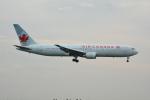 LEGACY-747さんが、成田国際空港で撮影したエア・カナダ 767-375/ERの航空フォト(飛行機 写真・画像)
