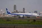 LEGACY-747さんが、成田国際空港で撮影した全日空 777-381/ERの航空フォト(飛行機 写真・画像)