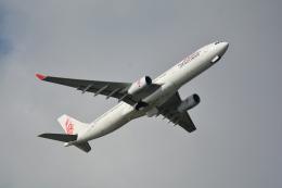 LEGACY-747さんが、那覇空港で撮影した香港ドラゴン航空 A330-342の航空フォト(飛行機 写真・画像)
