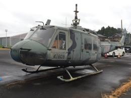 mahiちゃんさんが、茨城県で撮影した陸上自衛隊 UH-1Hの航空フォト(飛行機 写真・画像)