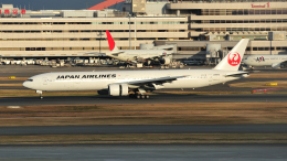saoya_saodakeさんが、羽田空港で撮影した日本航空 777-346の航空フォト(飛行機 写真・画像)