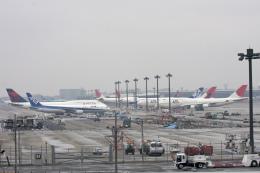 maverickさんが、成田国際空港で撮影したエアージャパン 767-381/ERの航空フォト(飛行機 写真・画像)