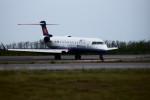 kij niigataさんが、新潟空港で撮影したアイベックスエアラインズ CL-600-2C10 Regional Jet CRJ-702ERの航空フォト(飛行機 写真・画像)