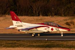 KANTO61さんが、入間飛行場で撮影した航空自衛隊 T-4の航空フォト(飛行機 写真・画像)